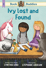 Book Buddies: Ivy Lost and Found by Cynthia Lord